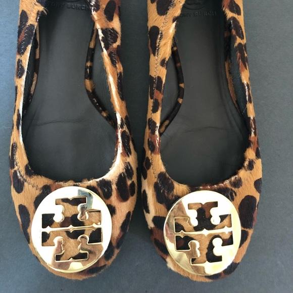 ce9f7a689dfc Tory Burch Minnie Leopard Print Ballerina Flat. M_5b64bb9b2aa96ad10607f229